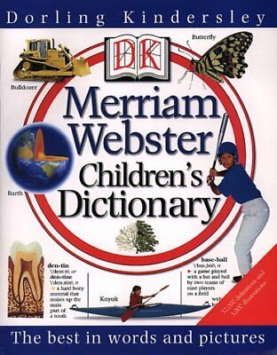 Dk Merriam Webster Childrens Dictionary