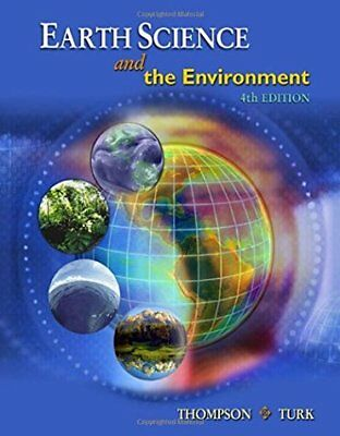 Earth Science and the Environment (with CengageNOW Printed Access Card) (Avail..