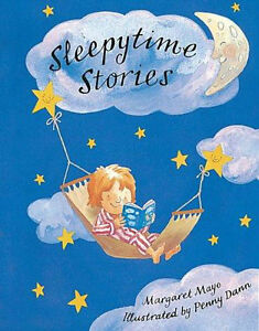 Sleepy Time Stories Hard Cover Book