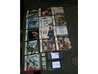 D's bundle with 13 games boxed and 4 with out box
