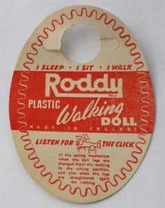 Cheeky Roddy Saucy Walker ~ Made in England circa 1958 London Ontario image 6