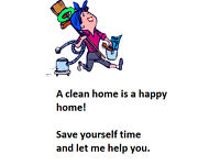 Cleaning/Ironing/Housekeeping in Orchard Park, Cambridge CB4 area