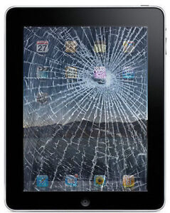 Looking for broken or cracked iPads London Ontario image 1