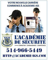 SECURITY GUARD TRAINING - GET A GOOD PAYING CAREER $35000+
