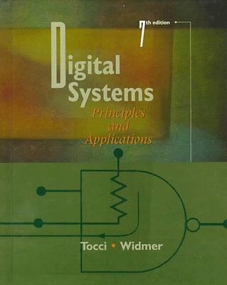 Digital Systems  Principles And Applications