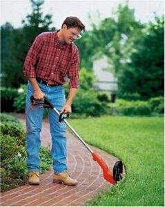 B + D Electric  12 in. 2-in-1 Grass Trimmer/Edger