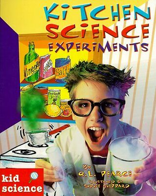 Kid Science: Kitchen Science Experiments - Kitchen Science