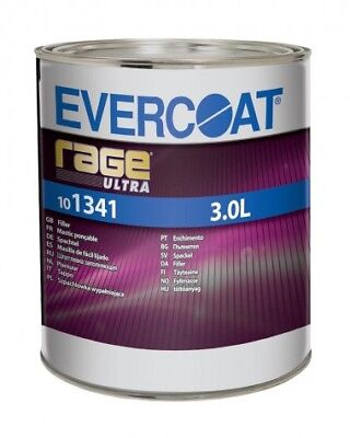 Evercoat Rage Ultra Body Filler 3L