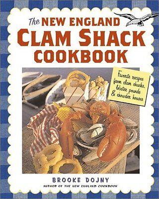 The New England Clam Shack Cookbook: Favorite Reci ()