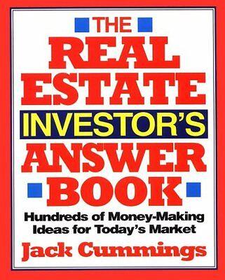 The Real Estate Investors Answer Book