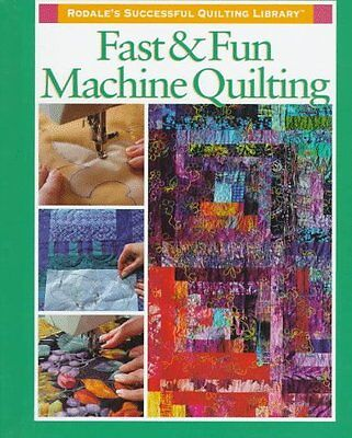 - Fast and Fun Machine Quilting by Soltys, Karen Costello