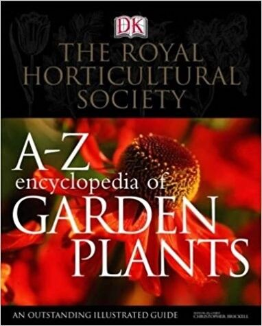 RHS A-Z Encyclopedia of Garden Plants Hardcover (by Christopher Brickell) Fantastic XMAS PRESENT