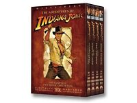 The Adventures of Indiana Jones: Complete Collection