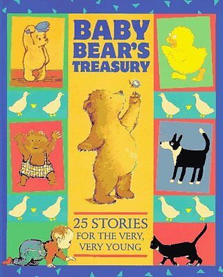(Baby Bears Treasury: Twenty-Five Stories for the )