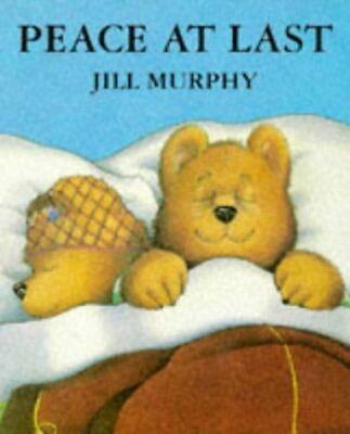 Peace at Last, Murphy, Jill, Very Good, Paperback