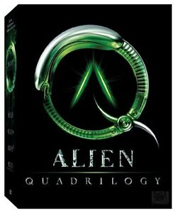 Alien 1-2-3-4 collection dvd