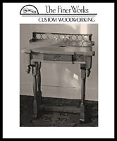 THE FINER WORKS CUSTOM WOODWORKING