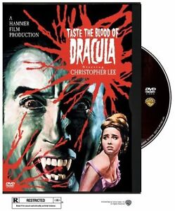 NEW - Taste the Blood of Dracula