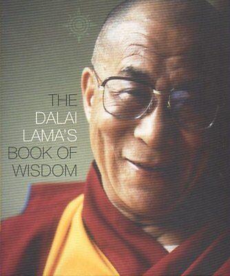 The Dalai Lamas Book Of Wisdom By Dalai Lama