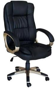 Leather Computer Chairs office chair | ebay