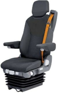 Isri 6830KM870  Earthmoving and crane operators seat