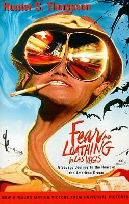 Fear and Loathing in Las Vegas: A Savage Journey