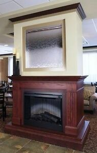 Napoleon Built-in Waterfall Feature - Beautiful - Tranquil Cambridge Kitchener Area image 1