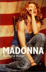MADONNA BARBARA VICTOR TAXE INCLUSE COMME NEUF