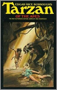 Tarzan by Edgar Rice Burroughs