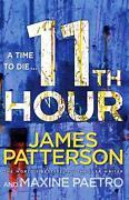 James Patterson Books 11th Hour