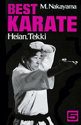 Best Karate, Vol.5: Heian, Tekki (Best Karate (Best Karate Series)