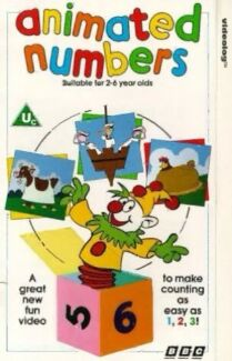 "Wanted: WANTED: Children video ""Animated Numbers"" (BBC, 1993)"