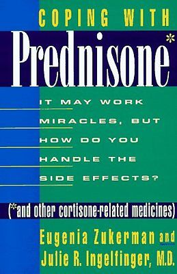 Coping With Prednisone And Other Cortisone Related Medicines   It May Work Mirac