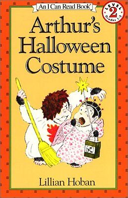 Arthurs Halloween Costume (I Can Read Book) - Arthur Read Halloween Costume