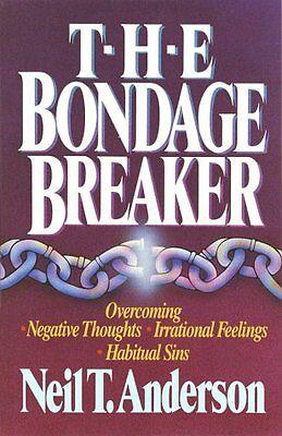 The Bondage Breaker  Overcoming Negative Thoughts