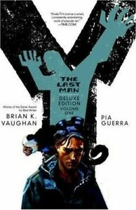 Y: The Last Man Deluxe Edition Hardcover Vol. 1 - 3