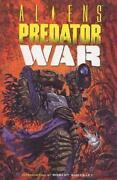 Alien vs Predator Comic