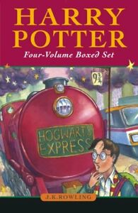 Harry Potter Four-Volume Boxed Set