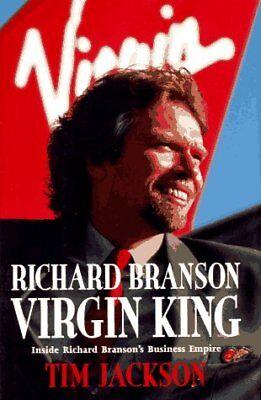 Richard Branson  Virgin King  Inside Richard Brans