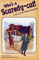 Book on Halifax Explosion (paperback)