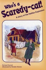"ANNIVERSARY YEAR:  Book--""A Story of the Halifax Explosion"""