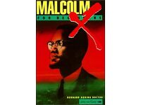 Malcolm X For Beginners Paperback by Bernard Aquina Doctor ,