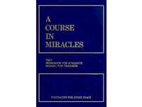 A Course in Miracles. A Complete set of 60 CD's by the foundation for inner peace. As new.