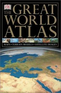 Like New Never used Great World Atlas