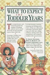 Book: What to Expect - The Toddler Years
