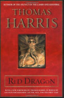 """""""Red Dragon"""" by Thomas Harris - hardcover - like new - $3"""