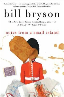 Notes from a Small Island, Bryson, Bill, UsedVeryGood, Paperback