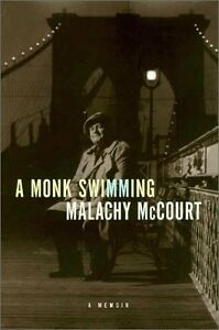 Like New! A Monk Swimming Author: Malachy McCourt Paperback Book