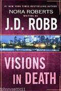 JD Robb Visions in Death