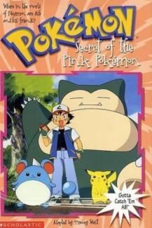 Pokemon Secret of the Pink Pokemon